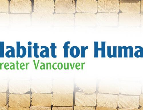 VictorEric is Committed to Communities: Habitat for Humanity