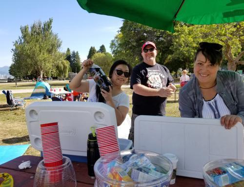 Sharing Food & Giving Thanks – Jericho Park Annual VE BBQ
