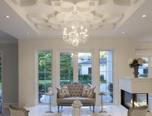 Symmetry in Custom home design
