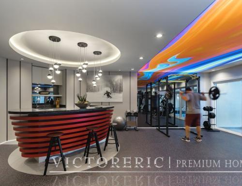 Luxury featured room
