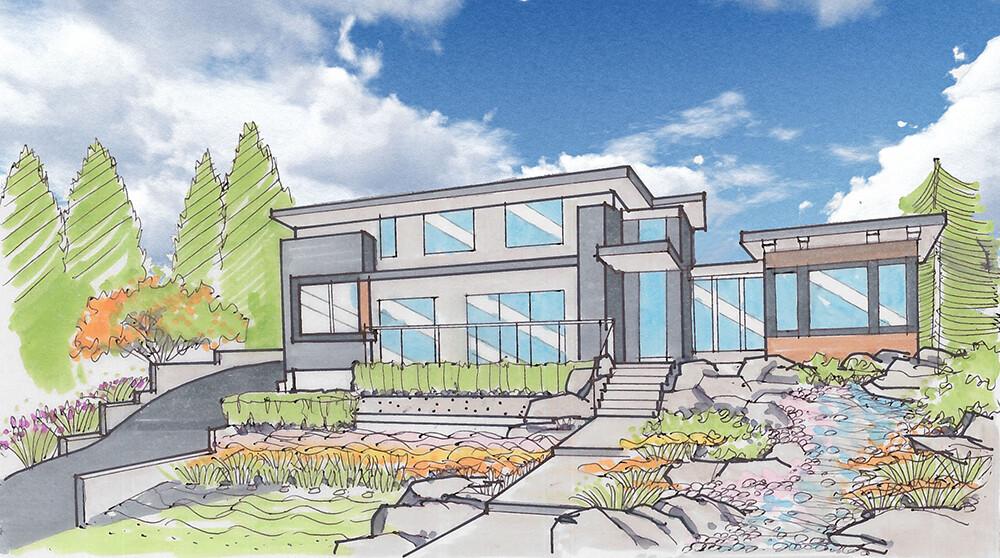 891 Baycrest - Front Landscape1000